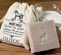 Оливковое мыло цельное молоко Турция 150 гр
