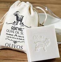 Оливковое мыло Козье молоко Турция 150 гр