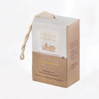Baby Body soap детское натуральное оливковое мыло 100 гр