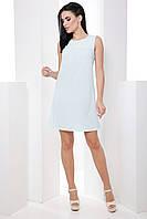 Стильное классическое прямое женское платье из ткани soft 7058/10, фото 1