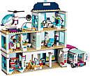 """Конструктор Lepin 01039 """"Клиника Хартлейк-Сити"""" (LEGO Friends 41318), 932 дет., фото 3"""