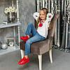 "Вишиванка - блуза  ""Трояндочка"" от 6 до 13 лет, фото 2"