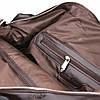 Мужская сумка дорожная bradford 66268 коричневая, фото 2