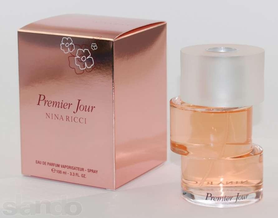 Nina Ricci Premier Jour (Нина Ричи Премьер Жур), женская парфюмированная вода, 100 ml копия