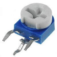 SMD резистор подстроечный 100 Ом (SMD 3x3.5), керам.№1, 3SMT, Tomy