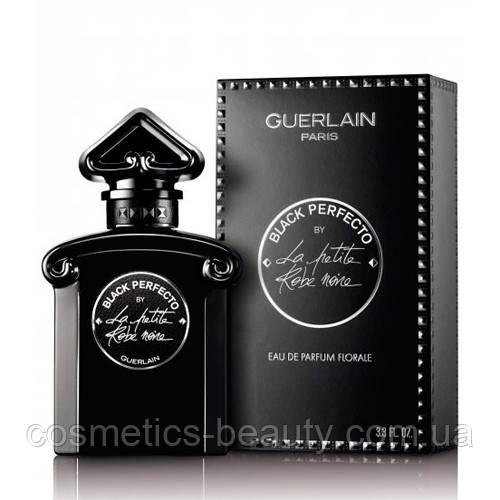 Жіноча парфумована вода Guerlain La Petite Robe Noire black perfecto (ліцензійна парфумерія).