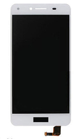 Дисплей (экран) для Huawei Y5 II (CUN-U29 /CUN-L21)/Honor 5/Honor Play 5 + тачскрин, белый