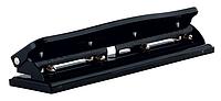 Дырокол металлический 4 отверстия buromax bm.4095 черный на 10 листов