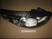 Фара правая H7+H7 без DRL Hyundai ix35 10-15