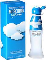Moschino Cheap and Chic Light Clouds (Москино Чип Энд Чик Лайт Клодс), женск. туалетная вода, 100 ml