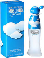 Moschino Cheap and Chic Light Clouds (Москино Чип Энд Чик Лайт Клодс), женск. туалетная вода, 100 ml копия, фото 1