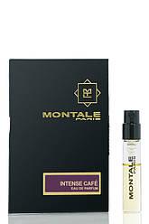 Парфюмированная вода Montale INTENSE CAFE - vial spray унисекс 2 мл Оригинал