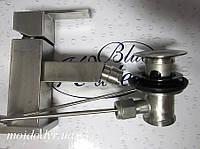 Змішувач для біде (умивальника) Blue Water Sidney SYD-BB.040SN (нержавіюча сталь), фото 1