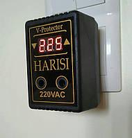 Барьер (защита по напряжению) HARISI вилочный 10А