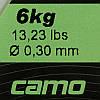 Леска Abrasion Camo 1000 M , фото 2