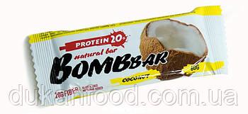 BomBBar протеиновый батончик КОКОС
