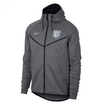 Толстовка Nike ENT M NSW TCH FLC WR AUT 927418-091(оригинал, сборная Англии)