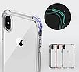 """Чехол накладка силикон противоударный для iPhone 6/6s (4.7"""") - серый, фото 2"""