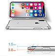 """Чехол накладка силикон противоударный для iPhone 6/6s (4.7"""") - серый, фото 4"""