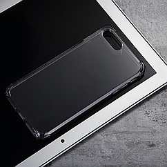 """Чехол накладка силикон противоударный для iPhone 6/6s (4.7"""") - серый"""