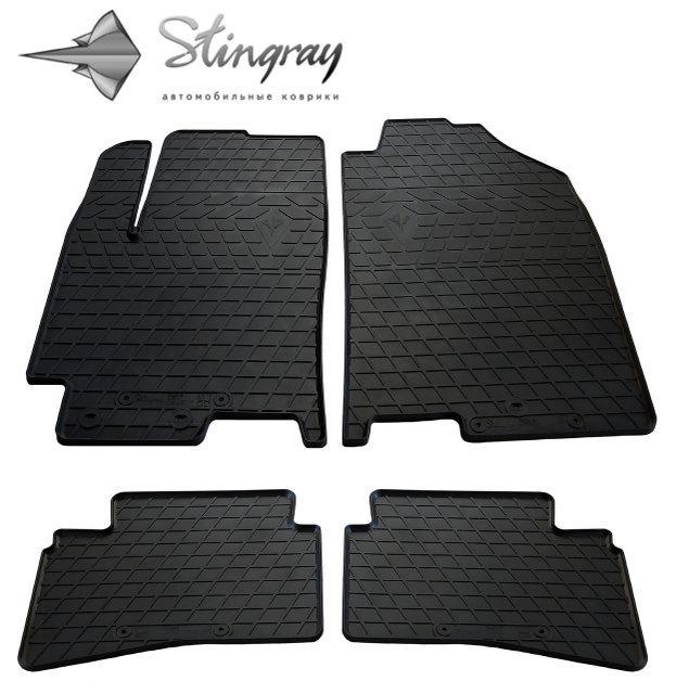 Автомобильные коврики Kia Stonic 2017- Stingray