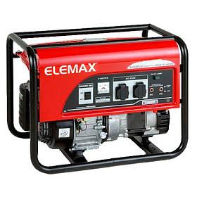 Бензиновий генератор ELEMAX SH7600EX-S
