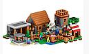 Конструктор Bela 10531 Деревня (Lego Minecraft 21128) 1622 дет., фото 4