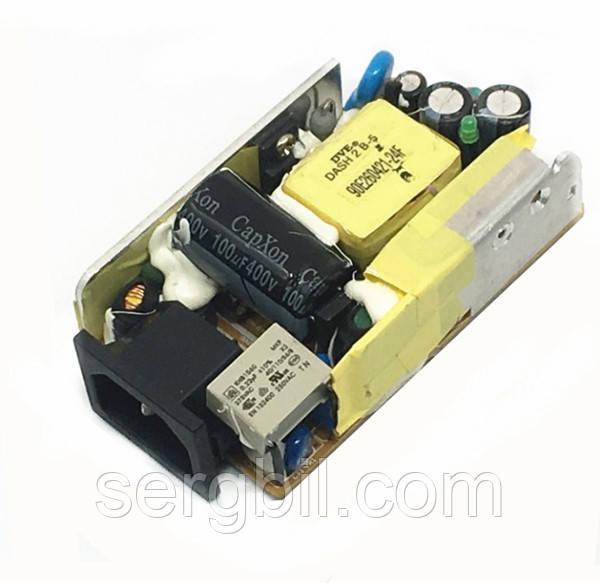 OPS3002-1 блок питания бескорпусной 30В/2А, пит.100-240В, 85х50х25мм, IP00, б/у