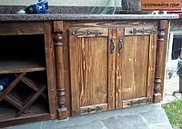 Кухня вінтажна під старину № 2