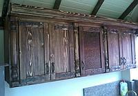 Кухня вінтажна під старину № 3