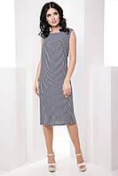 Класичне пряме жіноче плаття великих розмірів 7065/6, фото 1