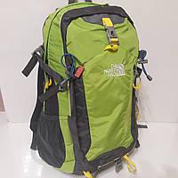 Городской рюкзак The North Face 40 л зеленый стильный