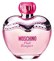 Moschino Pink Bouquet (Москино Пинк Букет), женская туалетная вода, 100 ml