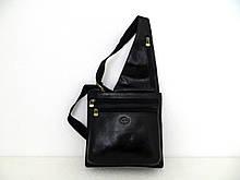 Мужская сумка- планшет. Натуральная кожа  . Италия