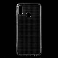 Чехол-накладка на телефон Huawei P20 Lite прозрачный