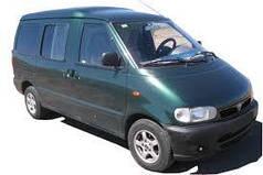 Фаркопи - Nissan Vanette Cargo