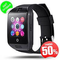 Часы Smart Watch Q18 black