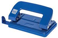 Дырокол 10 л Buromax металический синий BM.4025-02