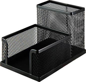 Прибор настольный 100x150x90мм металлический чёрный