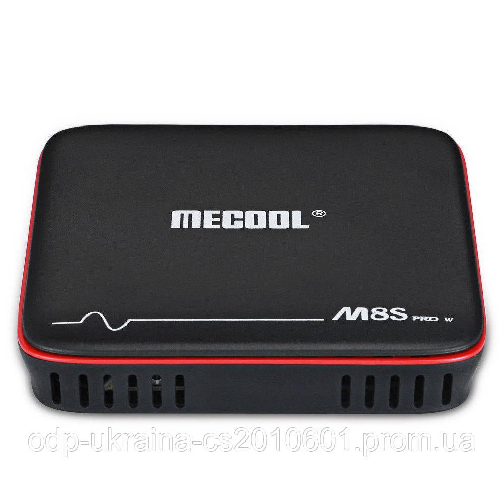 Приставка СмартТВ Бокс Mecool M8S PRO W 2,4G Smart Tv Box (оригинал)