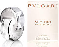 Bvlgari Omnia Crystalline (Булгари Омния Кристаллин), женская туалетная вода, 65 ml
