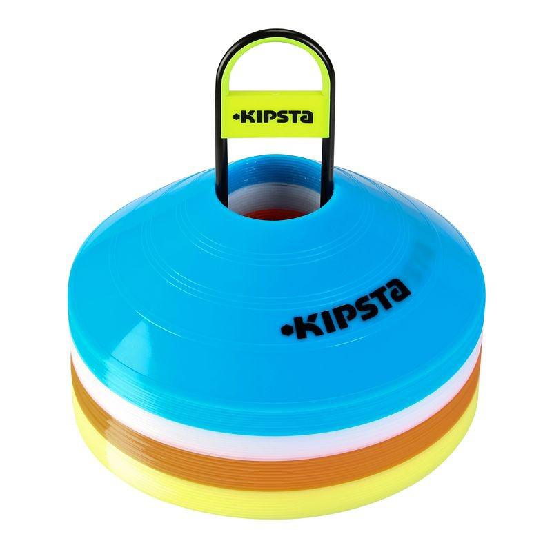 Набор 40 фишек пластиковых для тренировок Kipsta