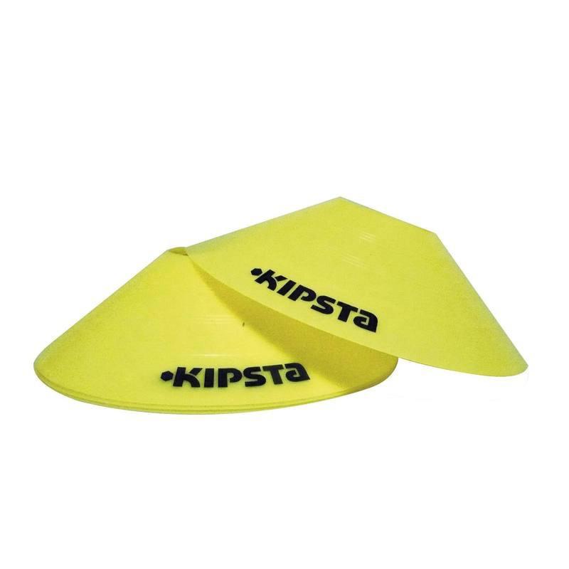 Набор 10 фишек люминесцентных Kipsta