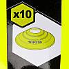 Набор 10 фишек люминесцентных Kipsta , фото 9
