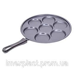 "Сковородки для жарки яиц 29*1,2*9 см - (Польша) TM ""Tadar"""