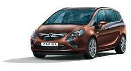 Фаркопы - Opel Zafira