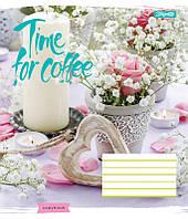 А5/18 кл. 1В Coffee time, тетрадь ученич.