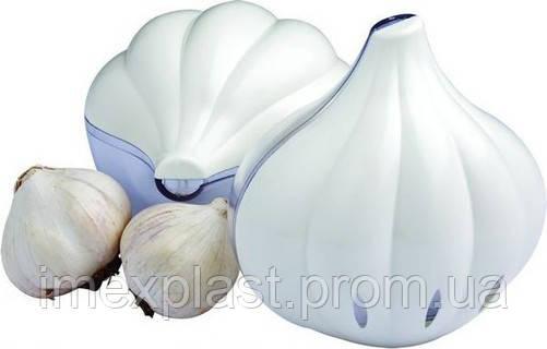 Емкость для чеснока 8,5*8,5*7 см - (Турция)