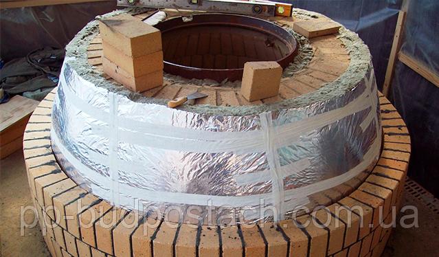 Как построить тандыр из кирпича