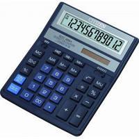Калькулятор Citizen  12 разрядов  синий SDC-888 ХBL
